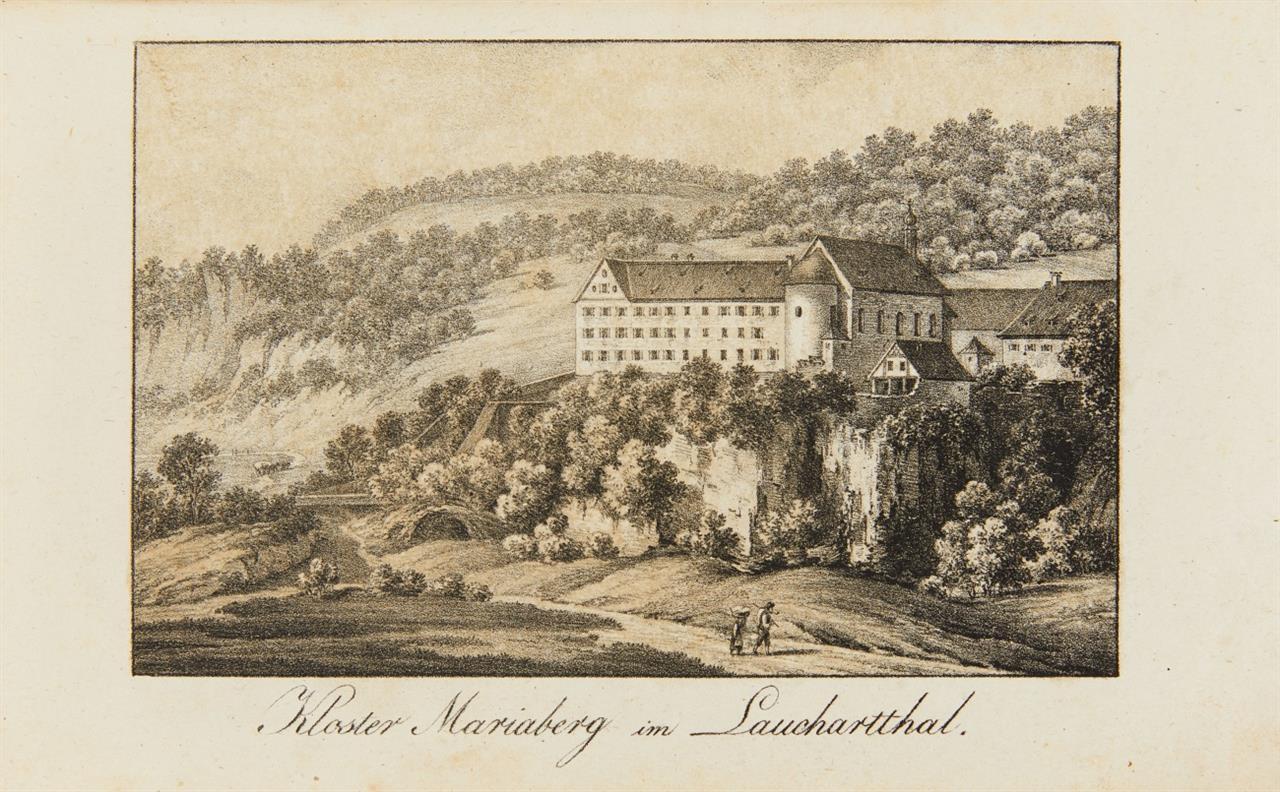 Oberamtsbeschreibungen Baden-Württemberg. 25 Bde. Stuttgart u...