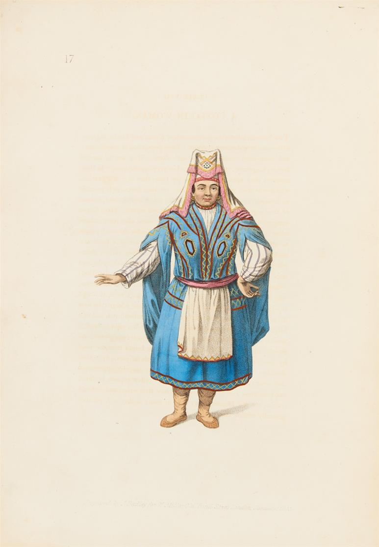 W. Alexander, The costume of the Russian Empire. London 1803.