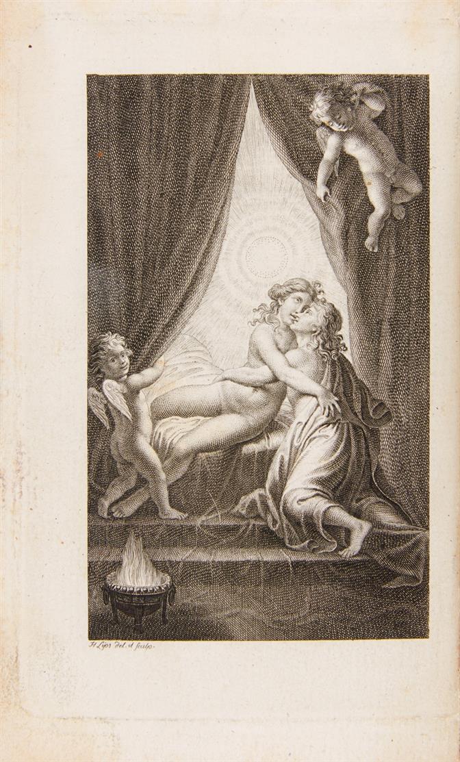 C. M. Wieland,  Peregrinus Proteus. 2 Bde. Lpz. 1791