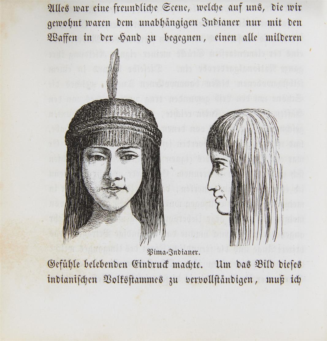 J. Fröbel, Aus Amerika. 2 Bde. Lpz. 1857-58.