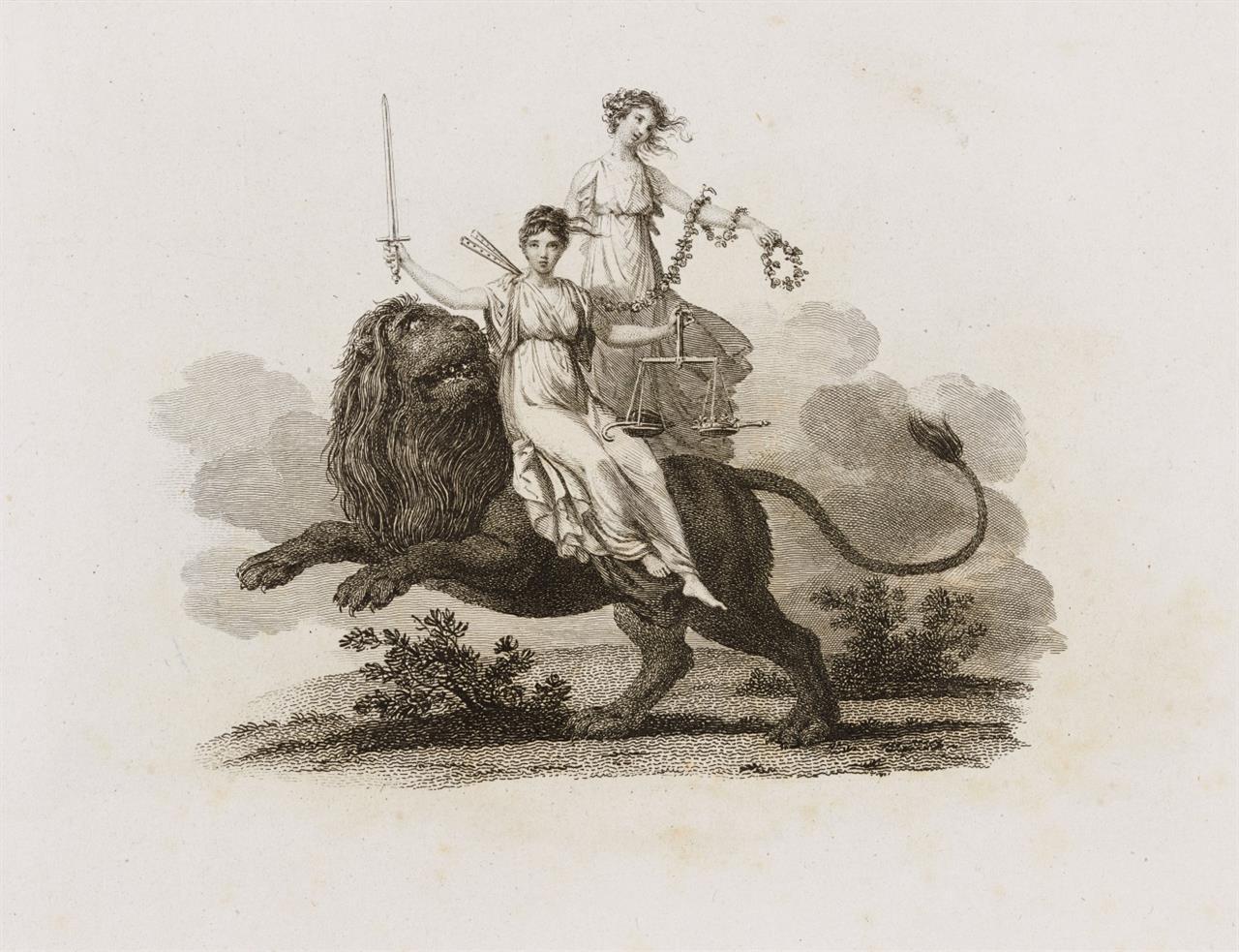 F. Geramb, Habsburg, ein Gedicht. Wien 1804.