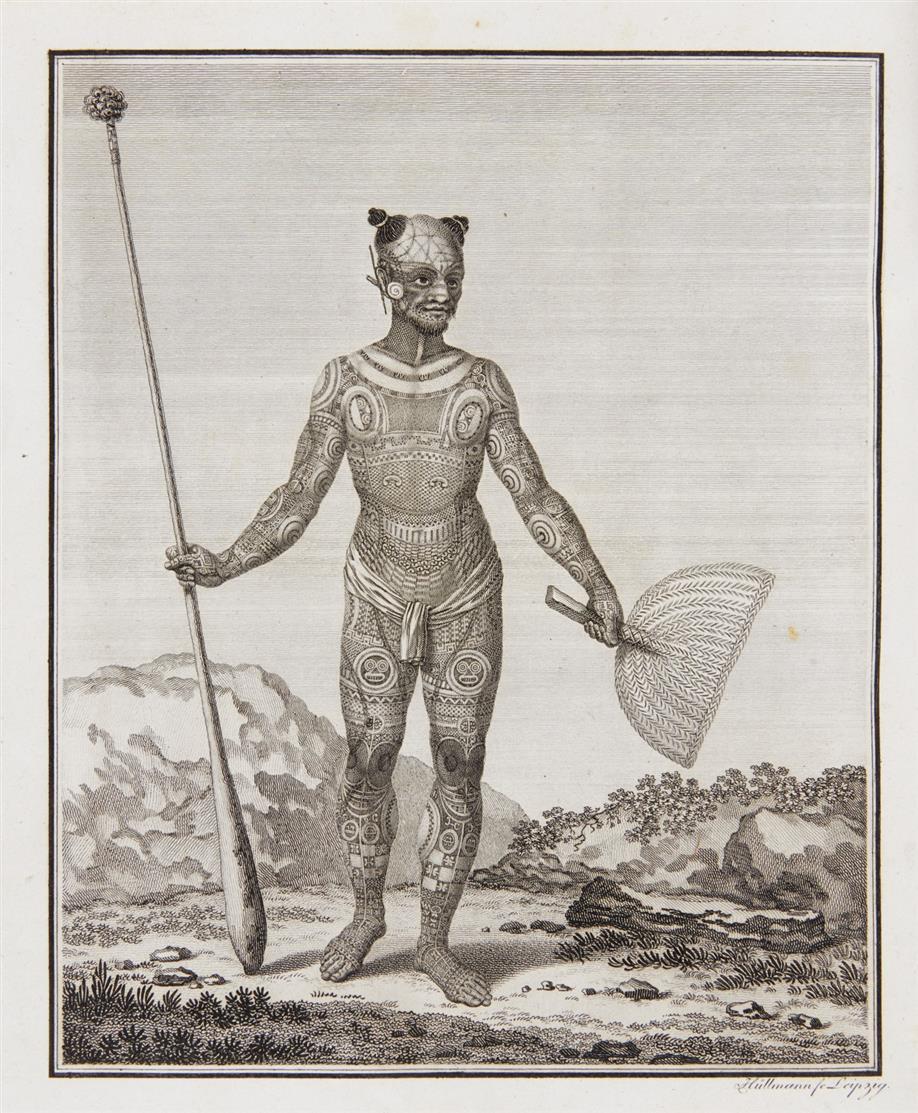 G. H. v. Langsdorff, Bemerkungen auf einer Reise um die Welt. 2 Bde. Ffm 1812.