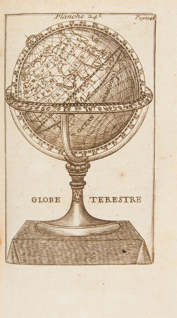 N. Bion, L'usage des globes celeste et terrestre. 3. Aufl. Paris 1710.