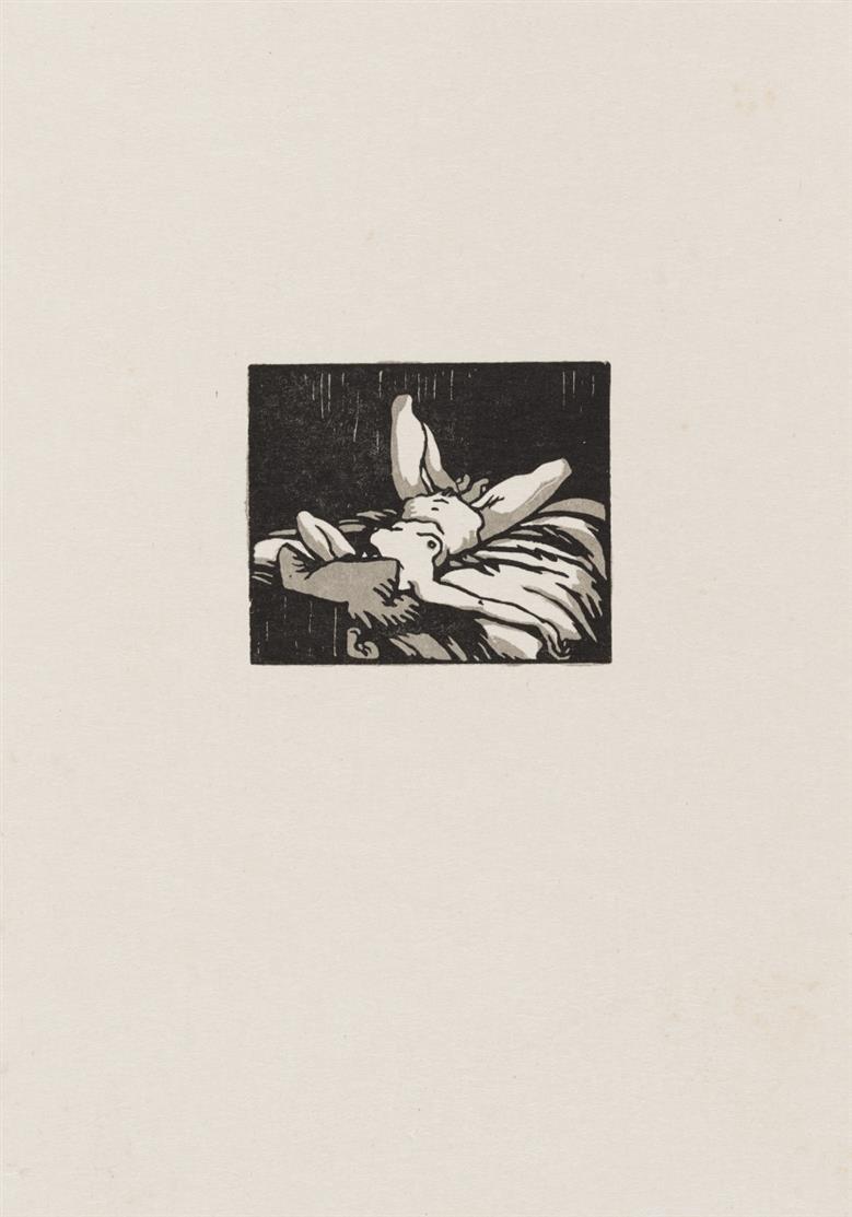 P. Verlaine / J. G. Daragnès, Femmes. Paris 1917. - Ex. II/XV.