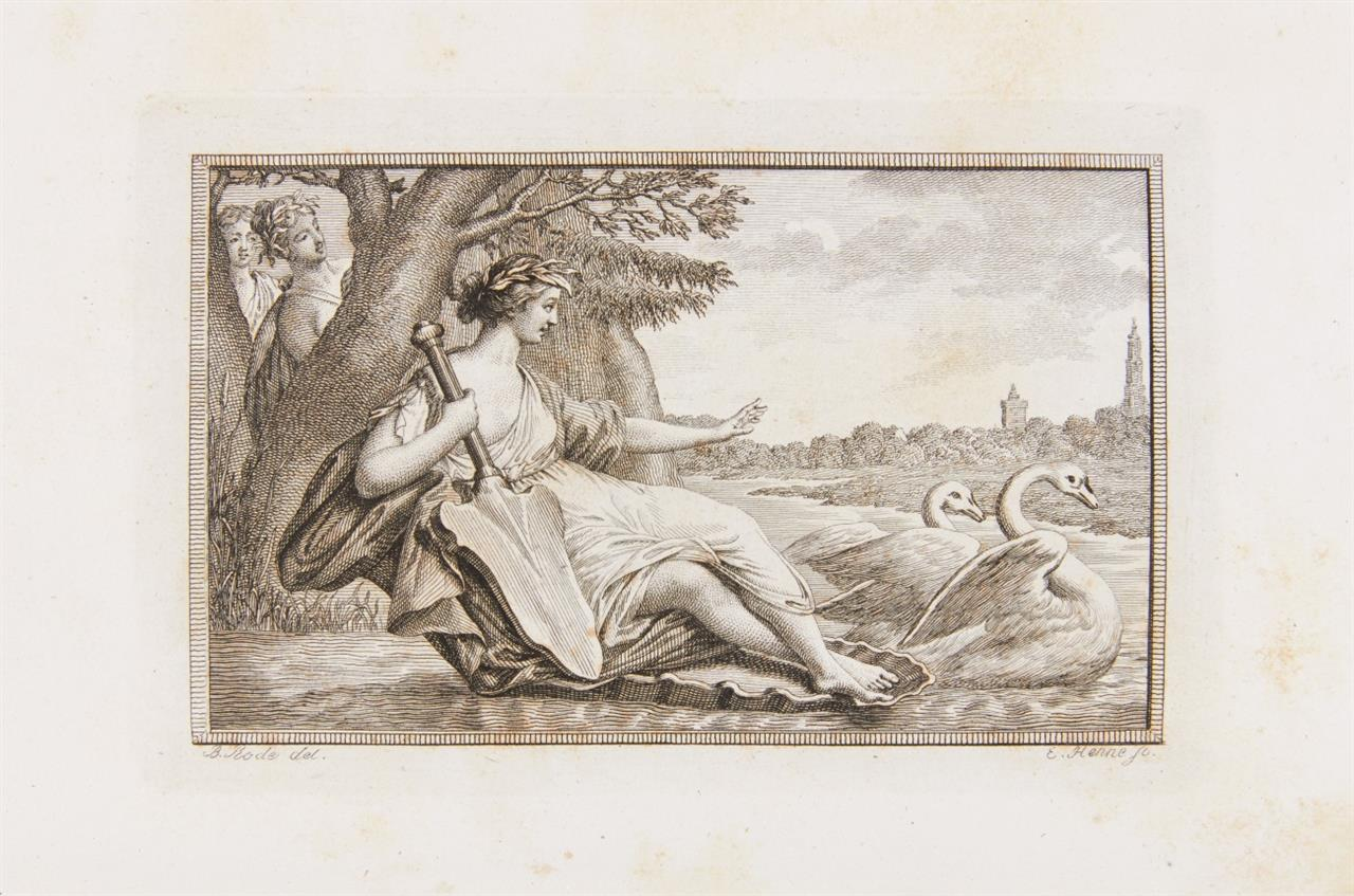 K. W. Ramler, Poetische Werke. 2 Bde. Bln 1800 - 01.