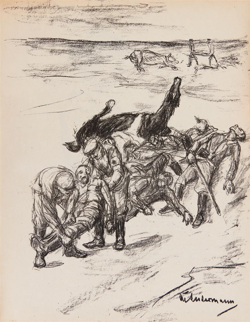 Kunst und Künstler. Illustr. Monatsschrift. 21 Bde. d. Reihe. Berlin 1902-33.