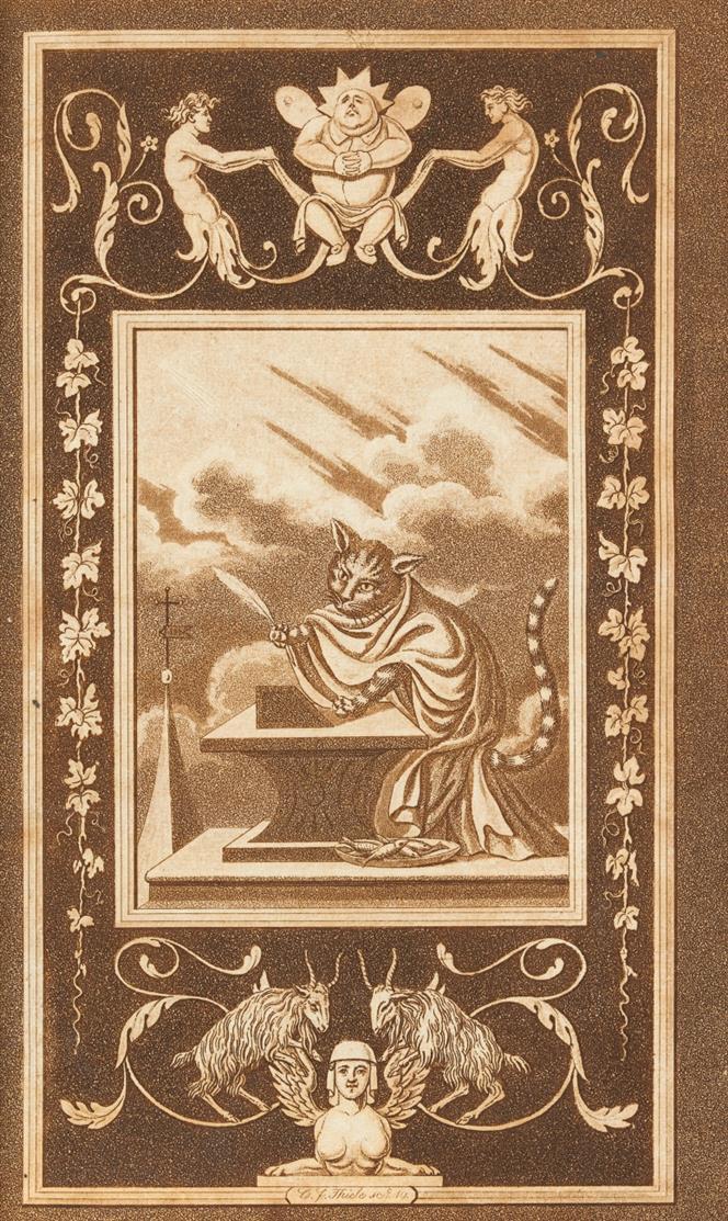 E.T.A. Hoffmann, Ausgewählte Schriften. 10 Bde. Berlin 1827-28.