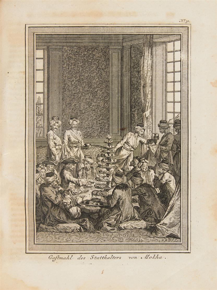 J. J. Schwabe, Reisebeschreibungen. Bd. I. Lpz. 1747.