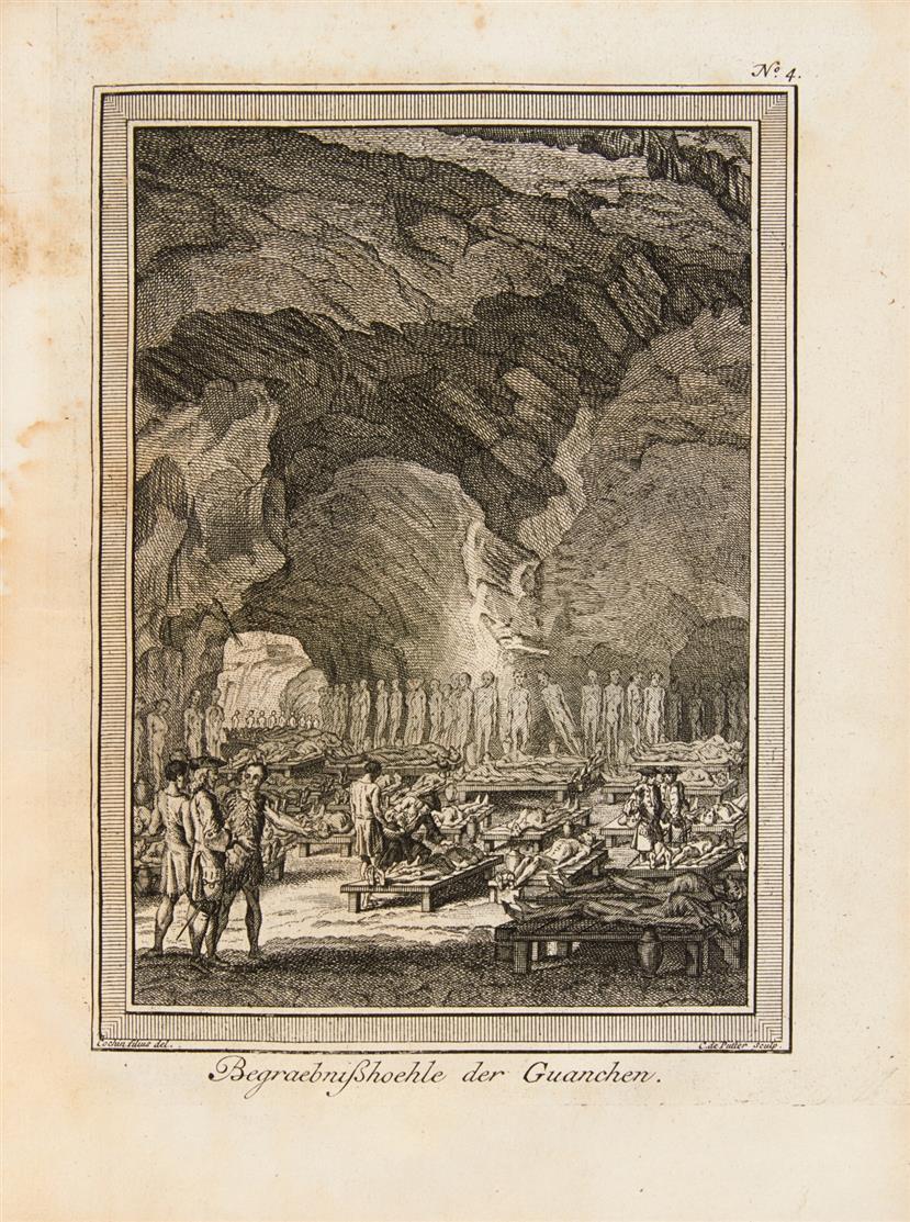 J. J. Schwabe, Reisebeschreibungen. Bd. II. Lpz. 1748.