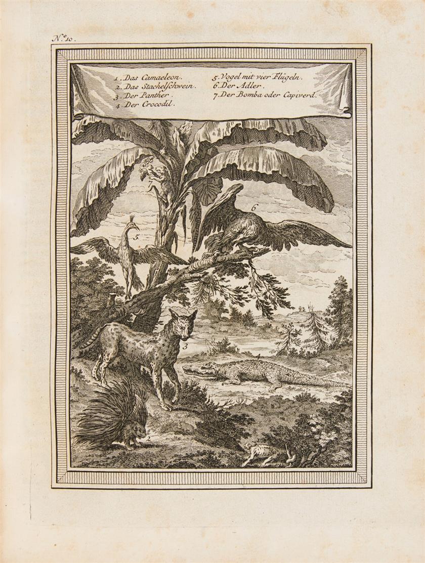 J. J. Schwabe, Reisebeschreibungen. Bd. III. Lpz. 1748.