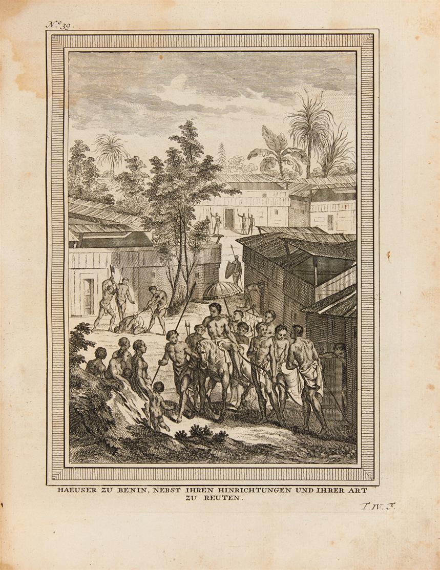 J. J. Schwabe, Reisebeschreibungen. Bd. IV. Lpz. 1749.