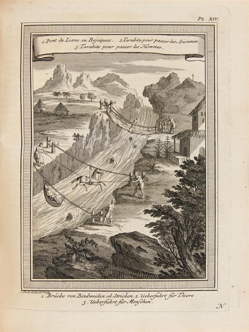 J. J. Schwabe, Reisebeschreibungen. Bd. IX. Lpz. 1751.
