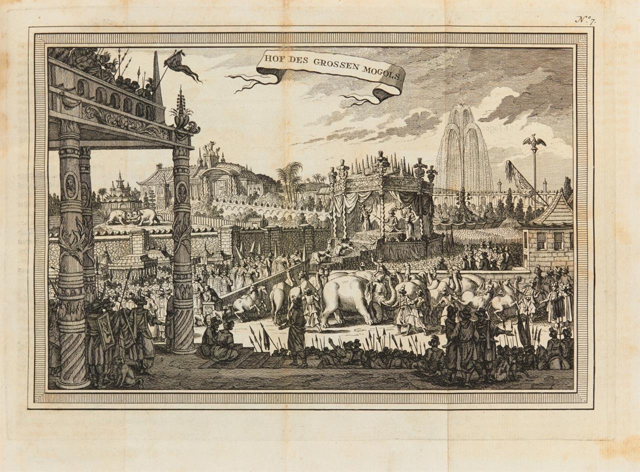 J. J. Schwabe, Reisebeschreibungen. Bd. XI. Lpz. 1753.