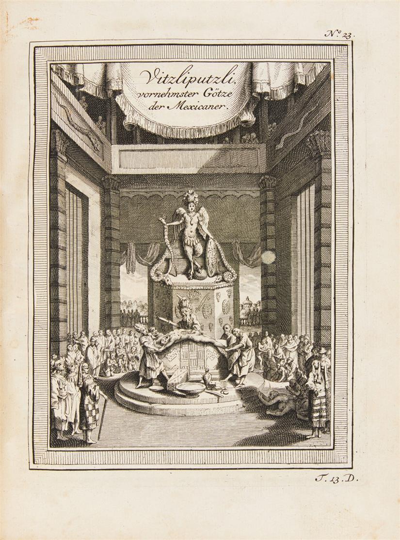 J. J. Schwabe, Reisebeschreibungen. Bd. XIII. Lpz. 1755.