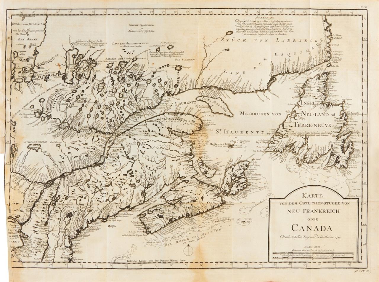 J. J. Schwabe, Reisebeschreibungen. Bd. XIV. Lpz. 1756.