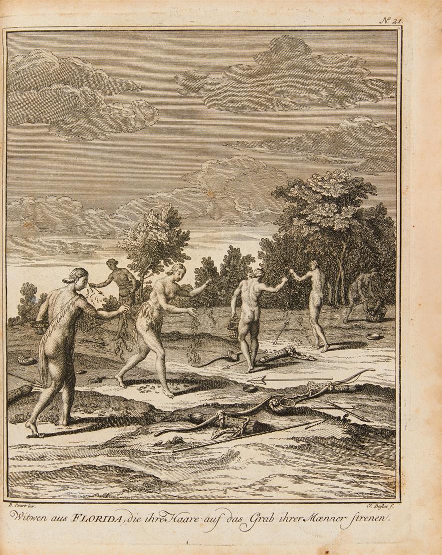 J. J. Schwabe, Reisebeschreibungen. Bd. XVI. Lpz. 1758.