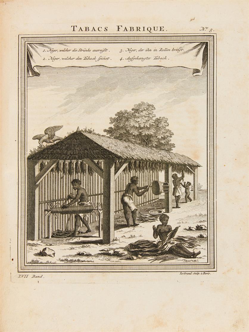 J. J. Schwabe, Reisebeschreibungen. Bd. XVII. Lpz. 1759.
