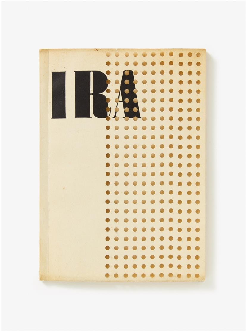 IRA. - Internationale Raumausstellung Köln / Zeppelinhaus. Köln 1931.