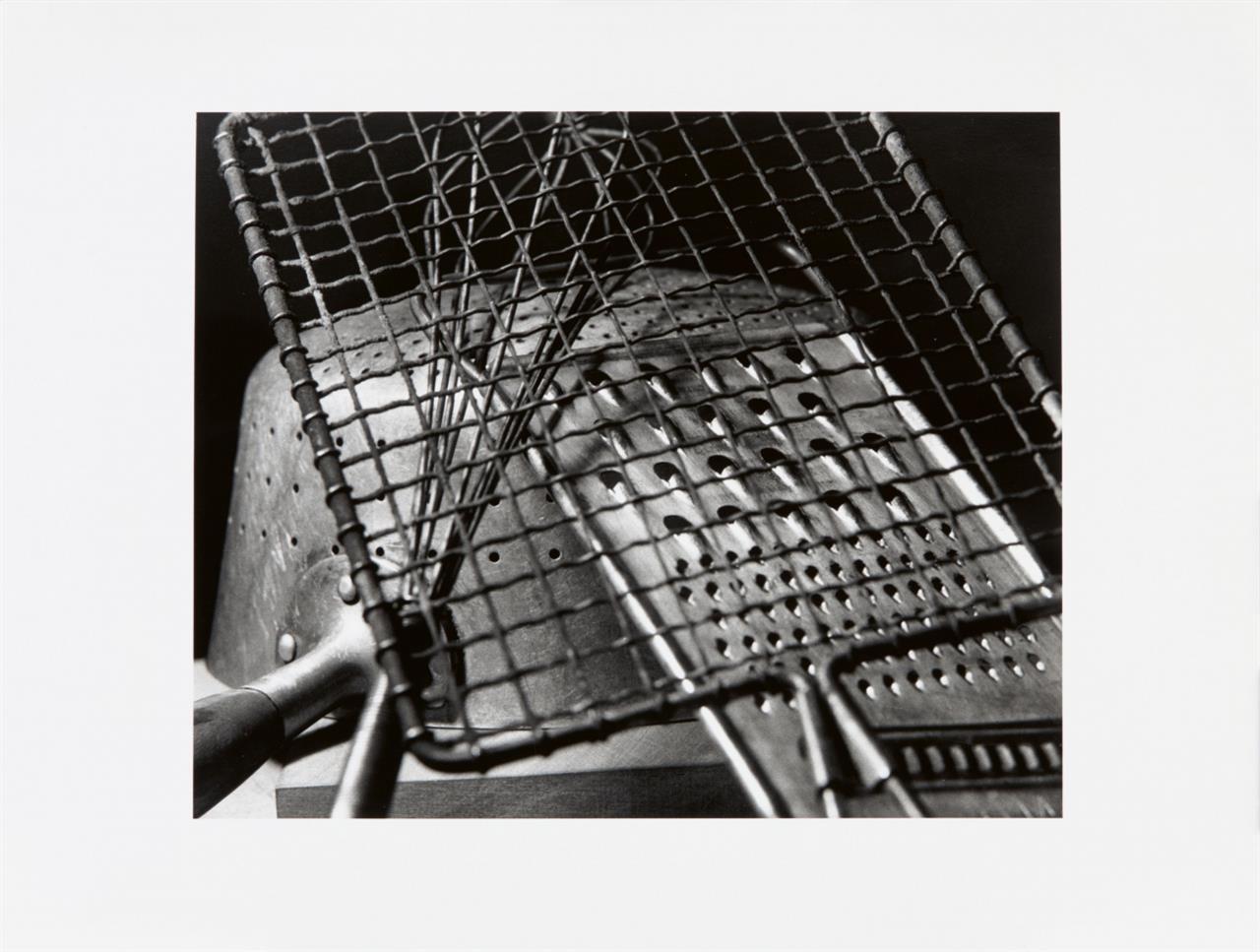Raoul Hausmann. Komplette Serie von 6 Blatt Fotografien. 1990. Griffelkunst 258 C1-6.