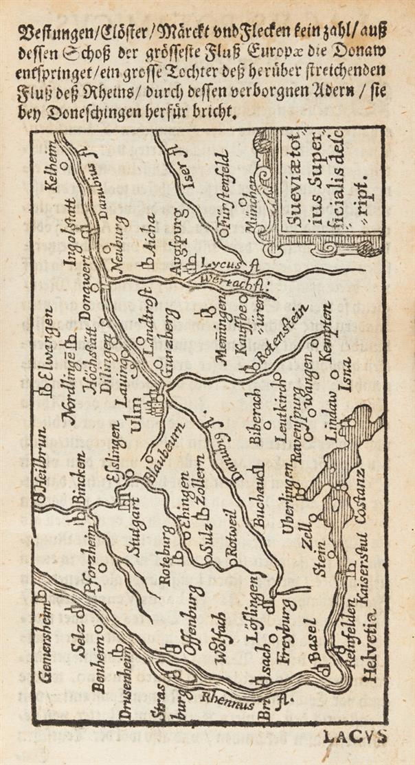 G. Bucelin, Universal historiae Nußkern. Augsburg 1657.