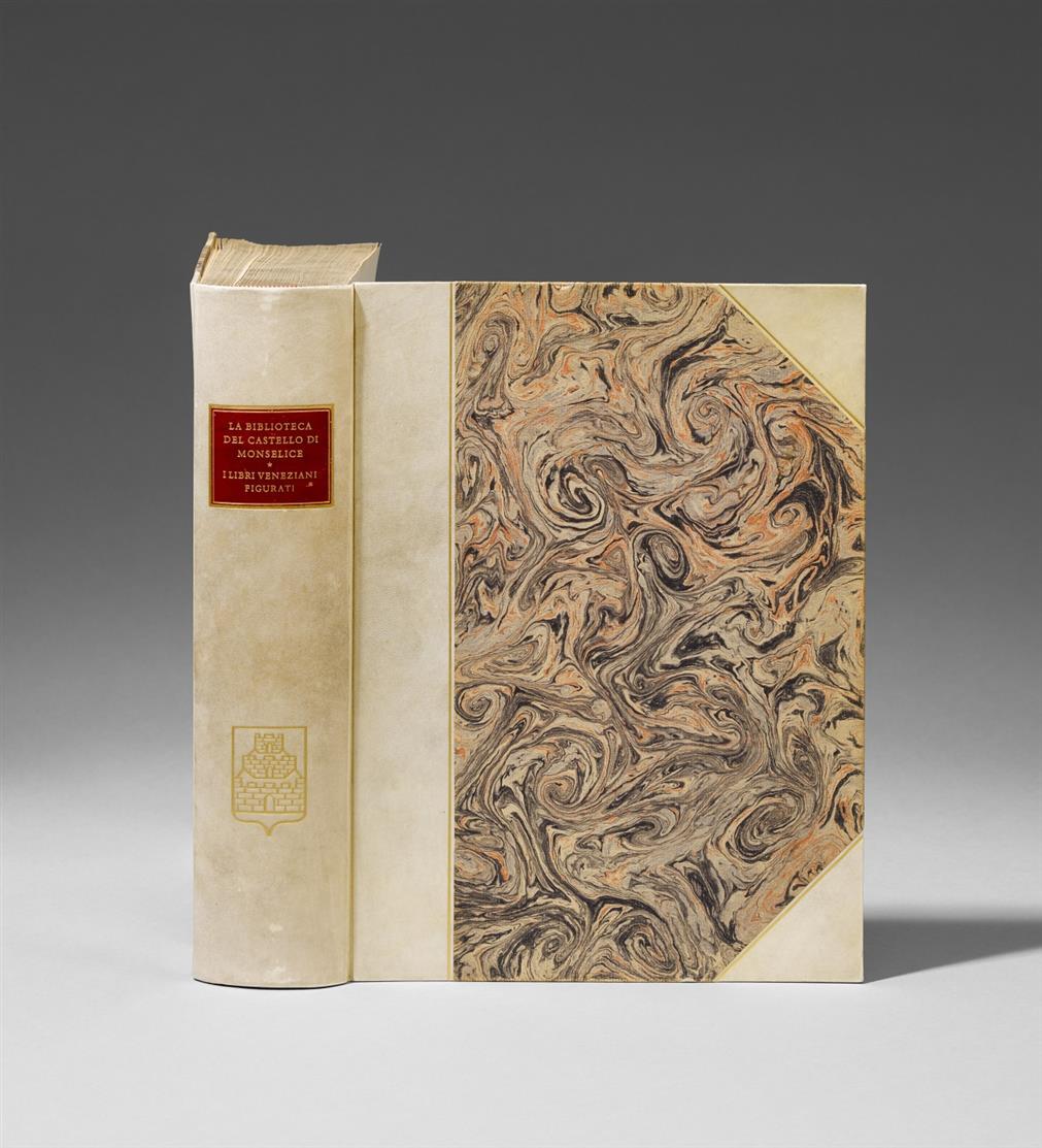 T. de Marinis, Raccolta degli antichi libri Veneziani figurati. Verona: Off. Bodoni 1941.