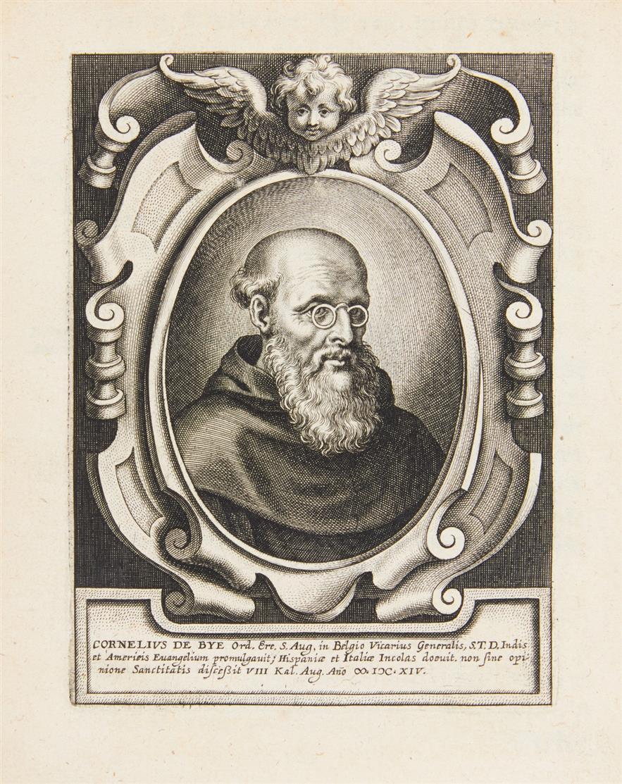 C. Curtius, Virorum illustrum ex ordine eremitarum D. Augustini elogia. Antwerpen 1636.