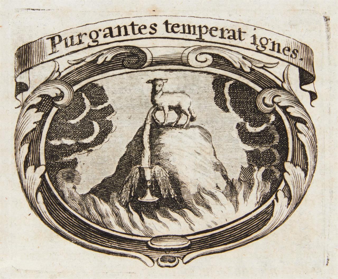 A. Ginther, Speculum amoris & doloris. Augsburg 1743.