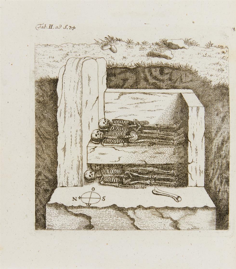 J. G. Eckhart, De origine Germanorum. Göttingen 1750.
