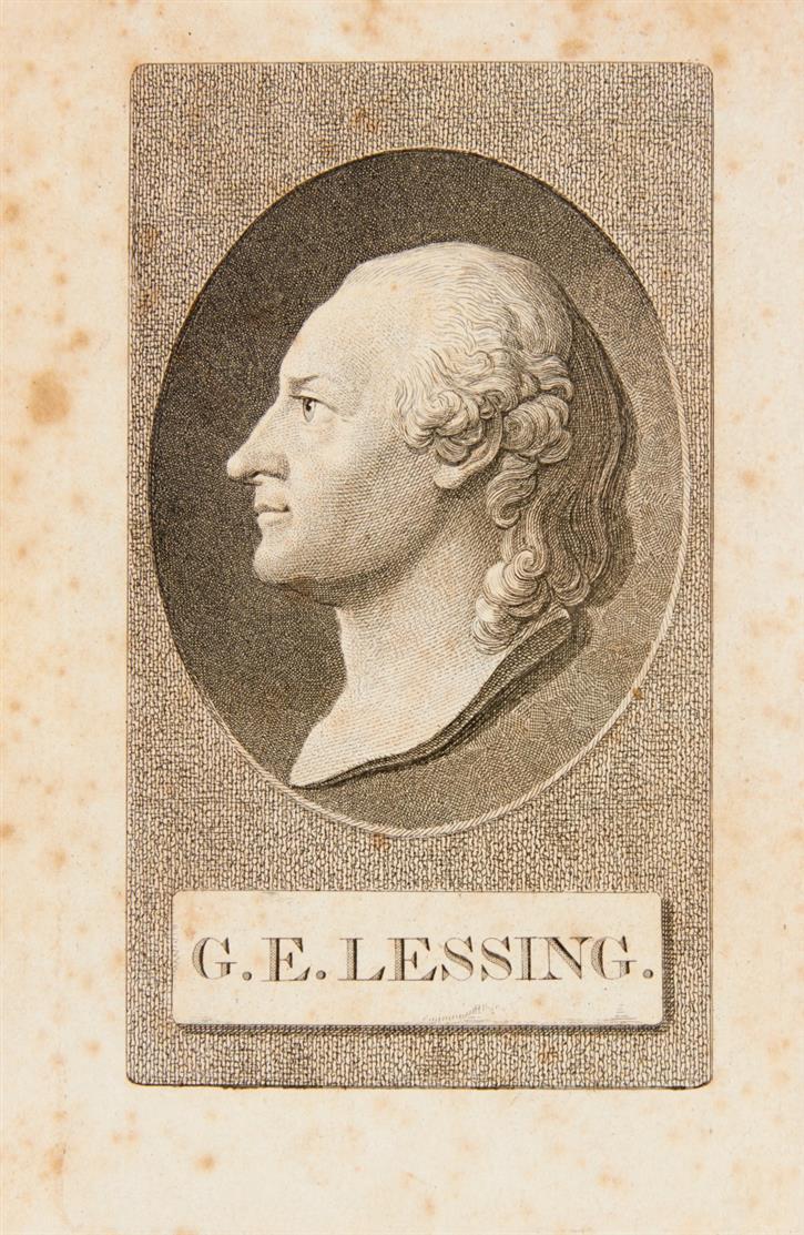 G.E. Lessing, Sämmtliche Schriften. 32 Bände. Berlin 1825-28.