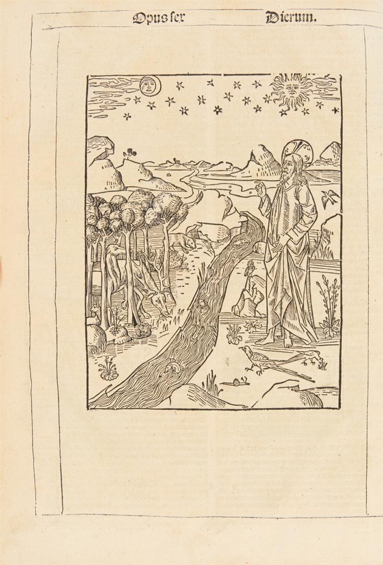 Biblia latina. - Textus Bibliae. Biblia cum concordantiis ... Lyon 1526.