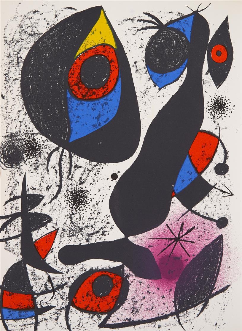 Y. Taillandier, Miró a l'encre. Paris 1972.