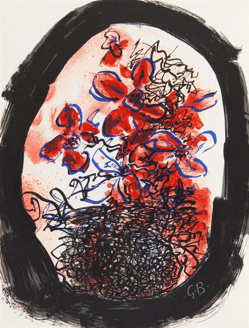 F. Mourlot,  Braque Lithographe. Monte Carlo 1963
