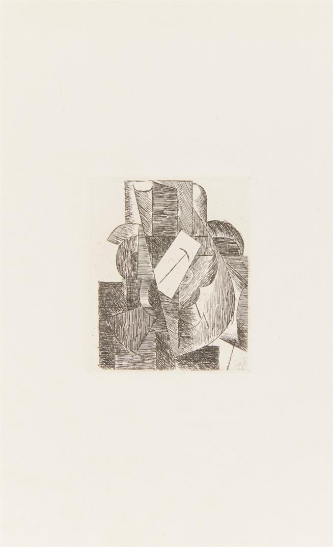 A. Gleizes u. J. Metzinger, Du Cubisme. Paris 1947. - Ex. 64/400 (455) Ex.
