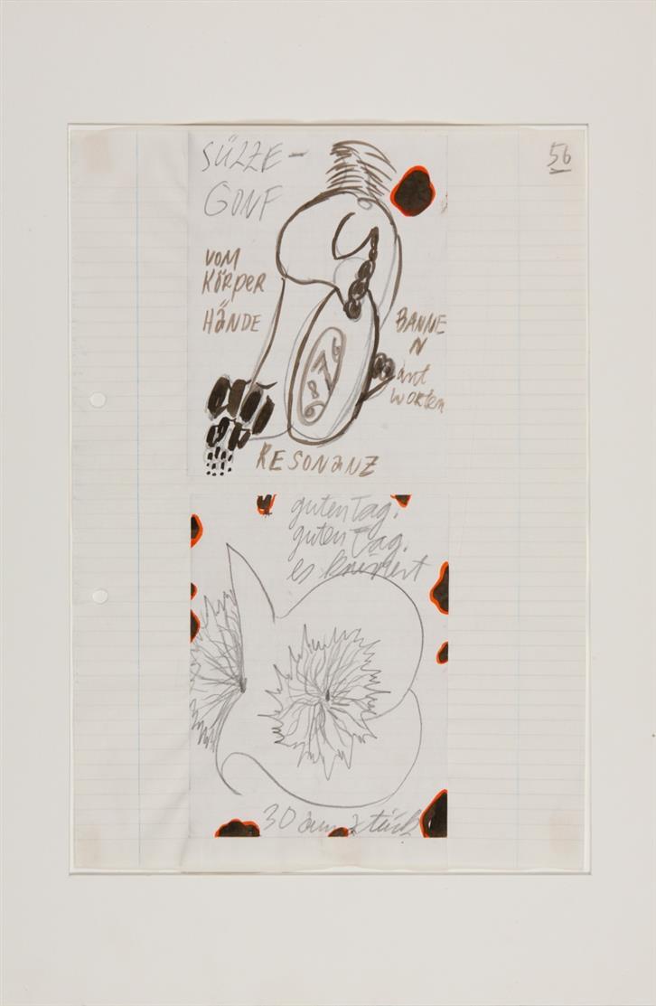 D. Krüll. Ausstellung in der Galerie Der Spiegel  Köln 1999. Ex. 7/12.