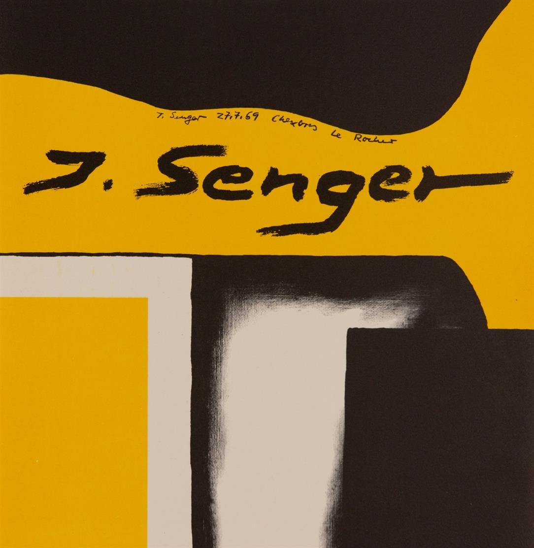 J. Senger / J. Petit (Hrsg.), Horizonte. Genf 1970. - Ex. 11/100.