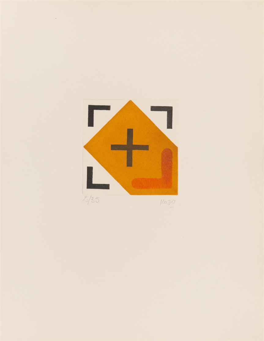 J.-M. Ullán / V. Rojo, Acorde. Paris 1979. - Ex. 2/15.