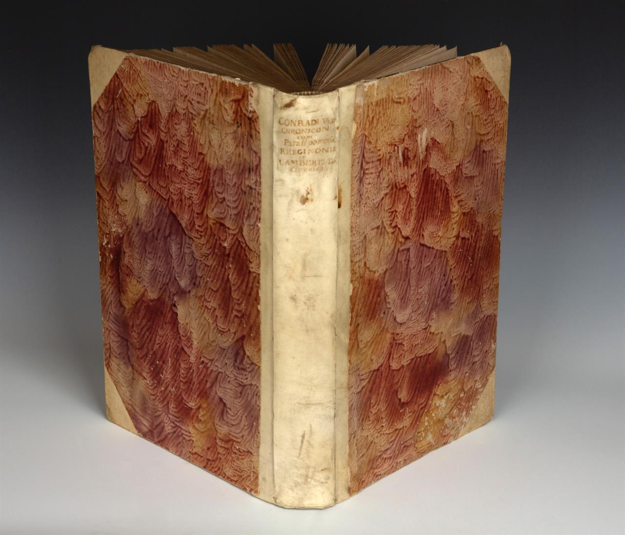 C. v. Lichtenau, Chronicon. Straßburg 1609.