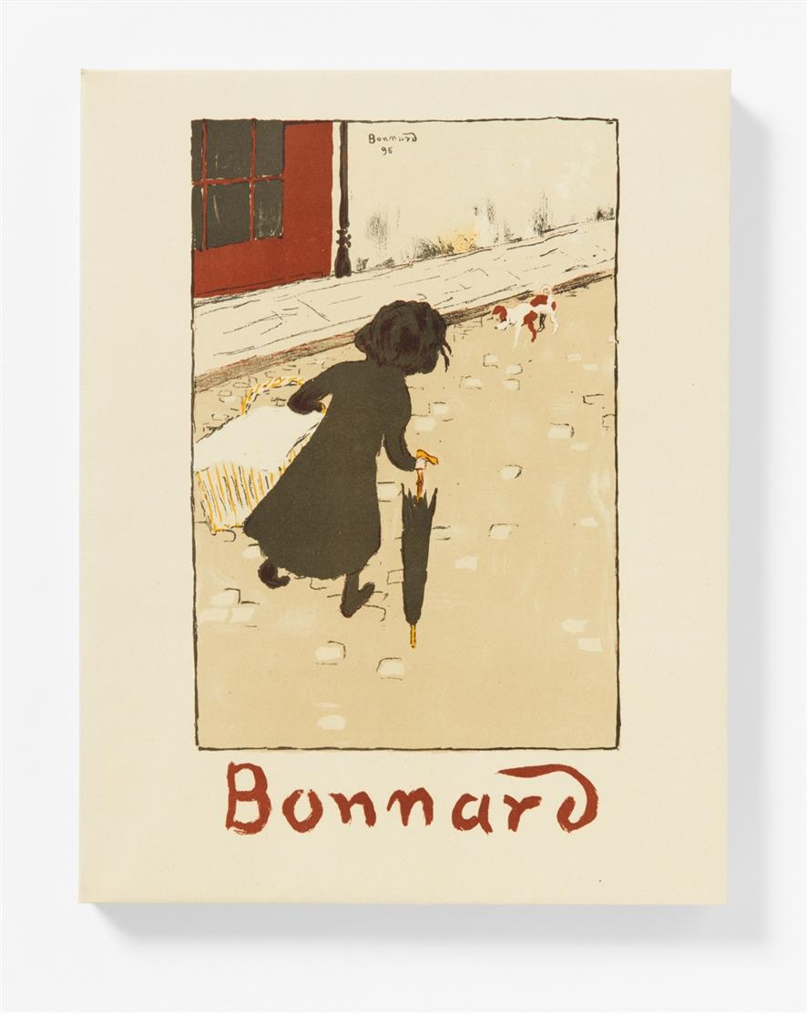 C. Roger-Marx, Bonnard Lithographe. Monte Carlo 1952.