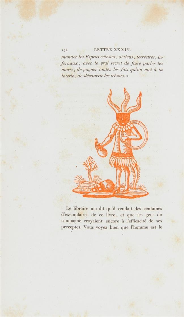 T. F. Dibdin, Voyage bibliographique en France. 4 Bände. Paris 1825.