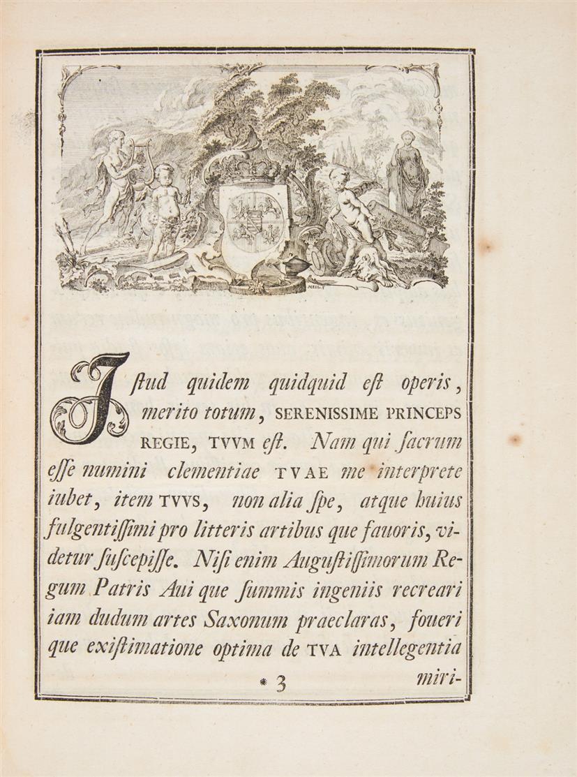 P. D. Lippert, Dactyliotheca universalis. (Teil I v. 3). 1755.