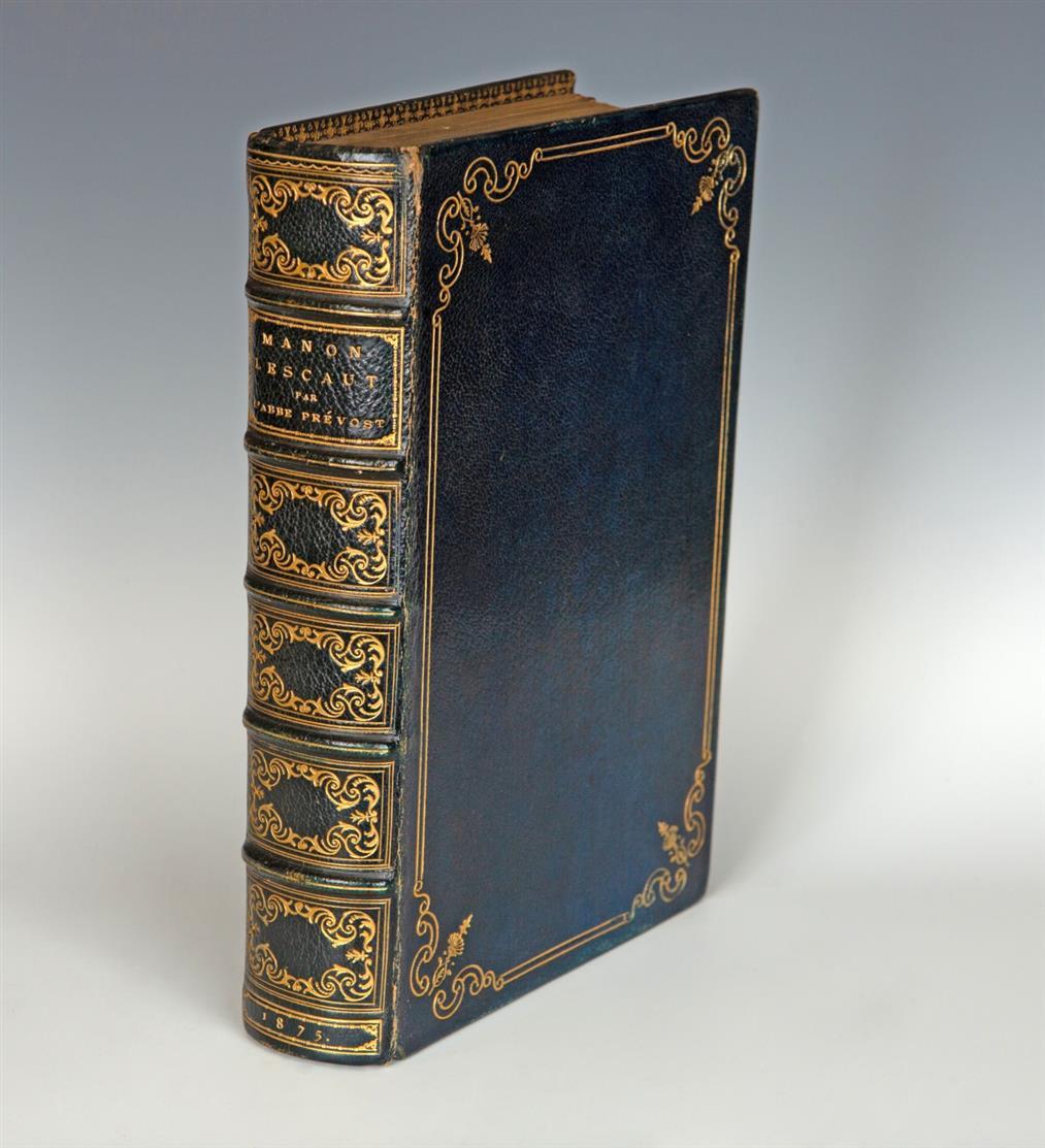 A. F. Prévost d'Exiles, Histoire de Manon Lescaut. 1875.
