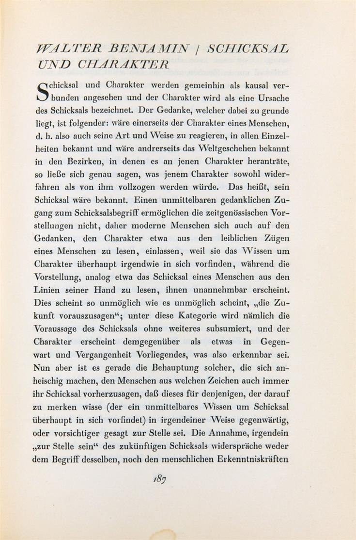 Die Argonauten. Eine Monatsschrift. Hrsg. v. Ernst Blass. 1914-21.