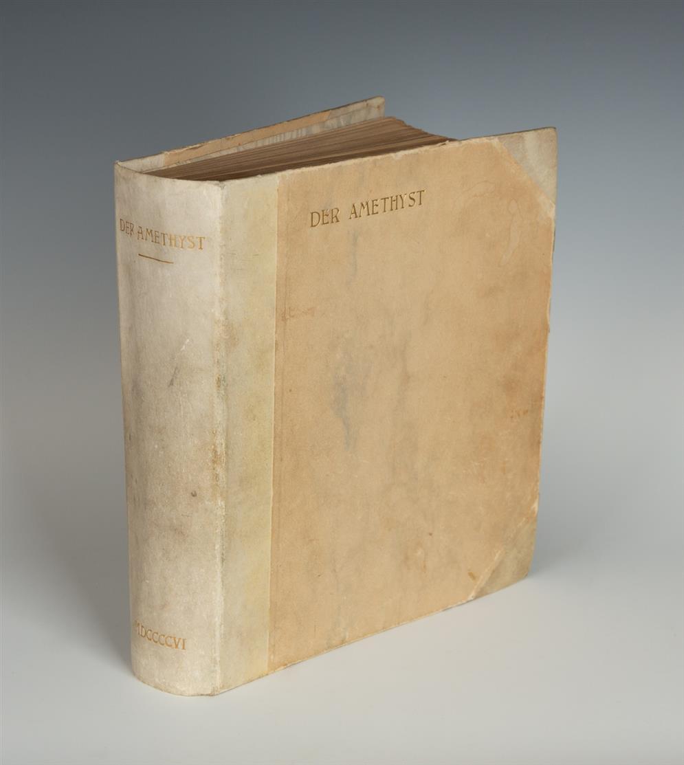 Der Amethyst. Hrsg. von Franz Blei. 1906.