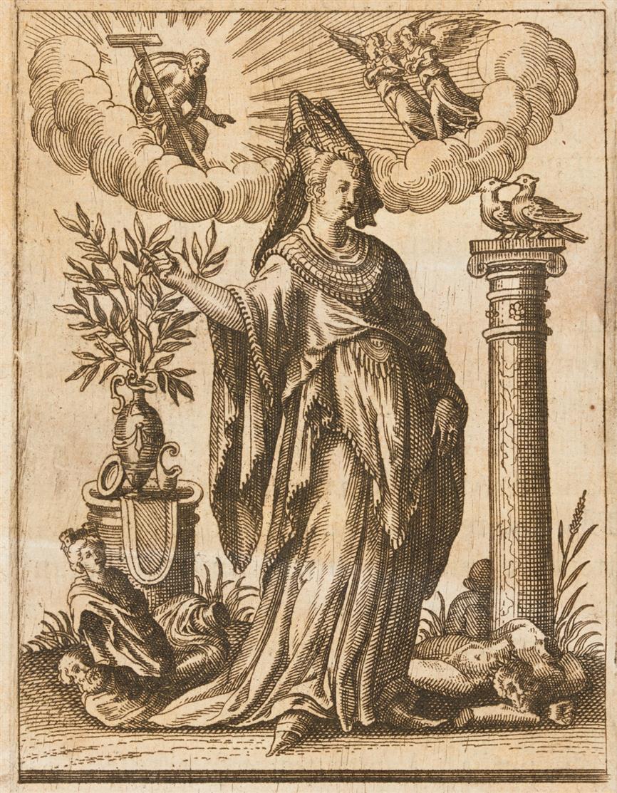P. Mussard, Historia deorum, fatidicorum, vatum, sibyllarum ... Genf 1675.