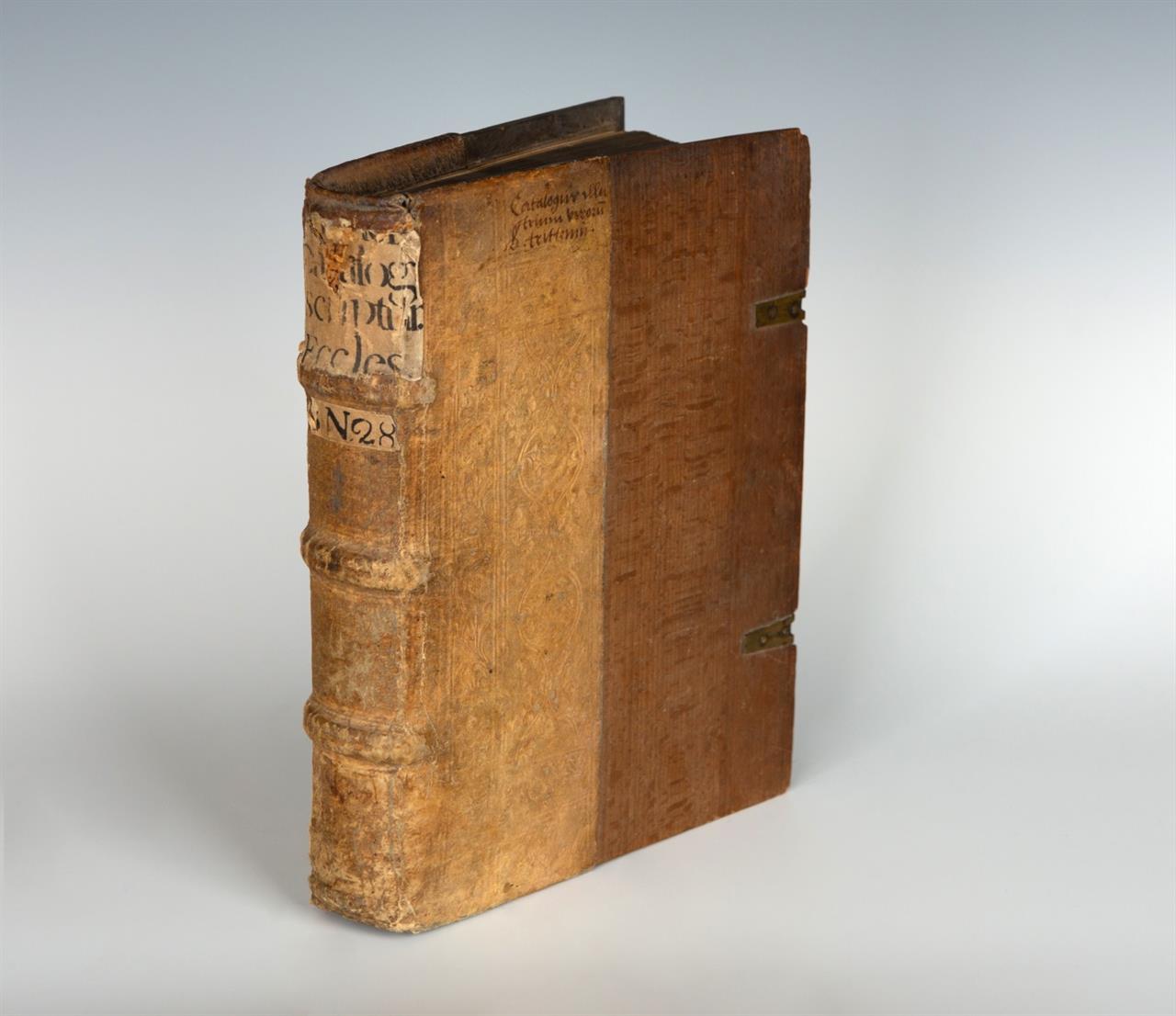 Joh. Trithemius,  Catalogus scriptorum ecclesiasticorum sive illustrium virorum. Köln 1531.