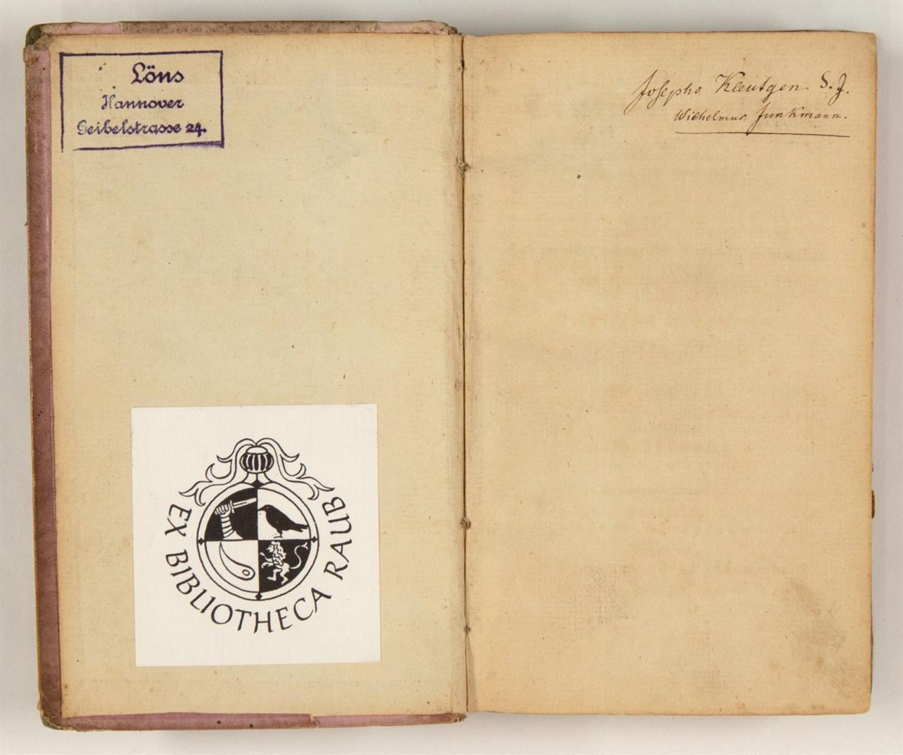 F. v. Spee, Trutz-Nachtigall. Hrsg. v. Hüppe u. Junkmann. Coesfeld u. Münster 1841.