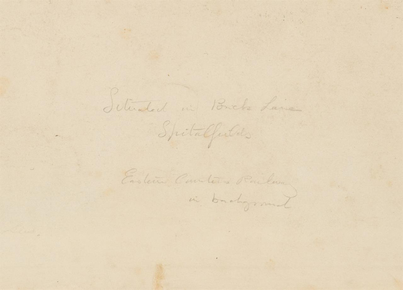 Bierbrauer. Truman, Hanbury, Buxton & Co. Brewery, London. Kolor. Aquatinta von J. Moore, 1842.