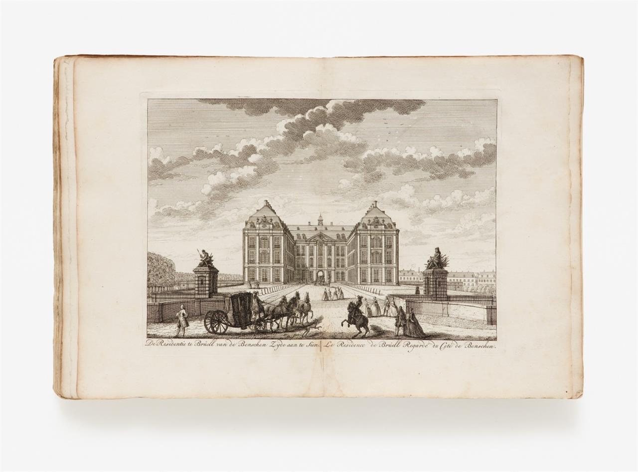 Beknopte beschrijving van den Rhijnstroom. Amsterdam 1794.
