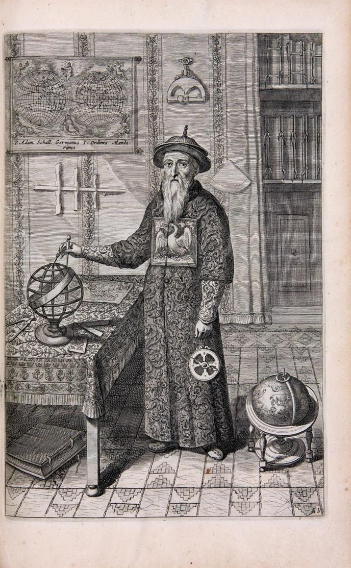A. Kircher, Tooneel van China. Amsterdam (1668).