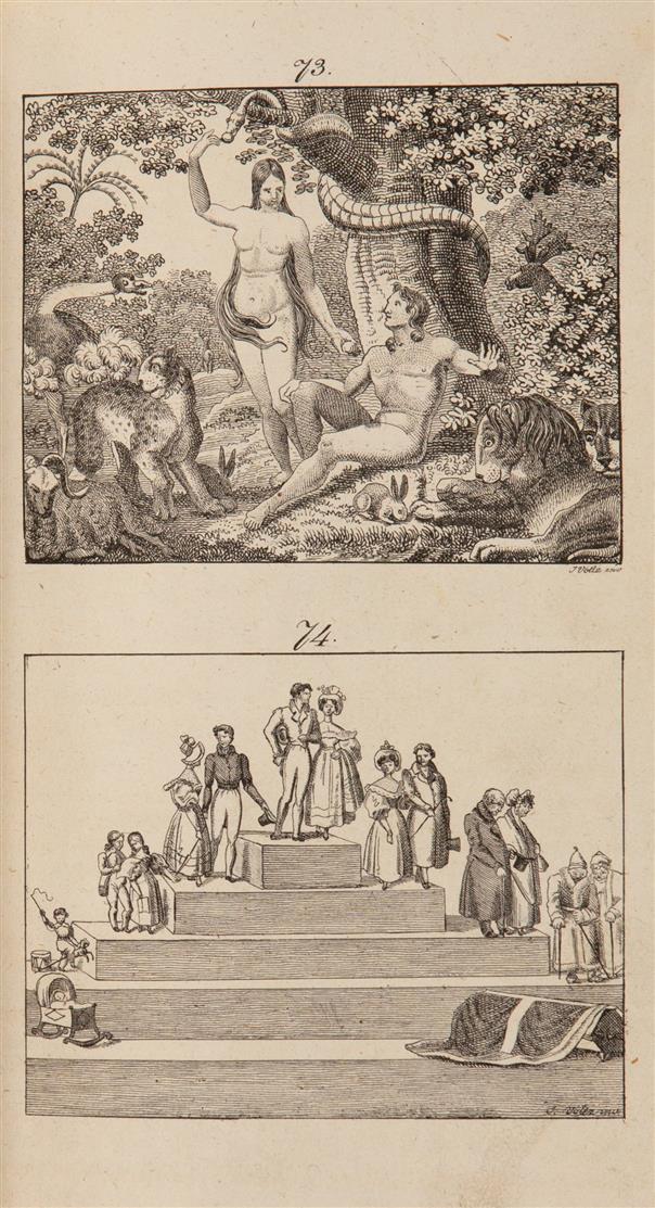 J. E. Gailer, Neuer Orbis Pictus für die Jugend. 3. Aufl. Reutlingen 1835.